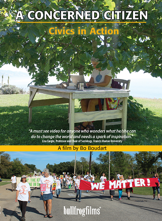 A Concerned Citizen: Civics in Action cover image
