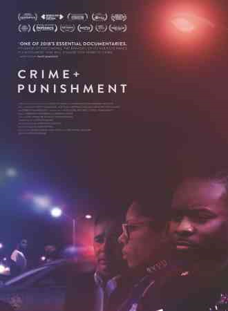 Crime + Punishment cover image