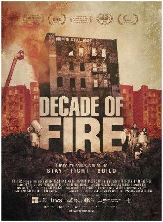 Decade of Fire: Stay, Fight, Build cover image