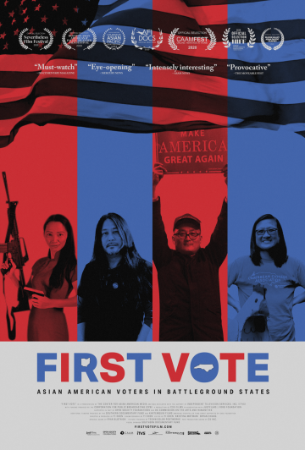 First Vote: Asian American Voters in Battleground States  cover image