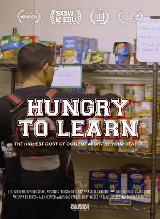Hungry to Learn  cover image